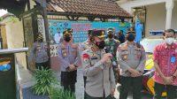 Irwasum Polri Support Satgas Covid 19 Kota Blitar Penanganan Covid-19