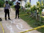 Polisi Ini Tertembak Peluru Pistol Milik Kapolsek Hingga Tewas