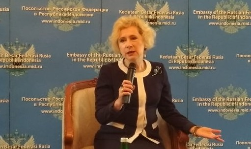 duta besar rusia untuk indonesia