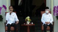 Presiden Jokowi, sore ini, mengangkat enam menteri baru di kabinet Jokowi Makruf, menggantikan enama menteri sebelumnya. Diantaranya adalah Risma Triharini, Sandiaga Salahuddin Uno, Yaqut Cholil Qoumas, Sakti Wahyu Trenggono, Budi Gunadi Sadikin dan Muhammad Lutfi.