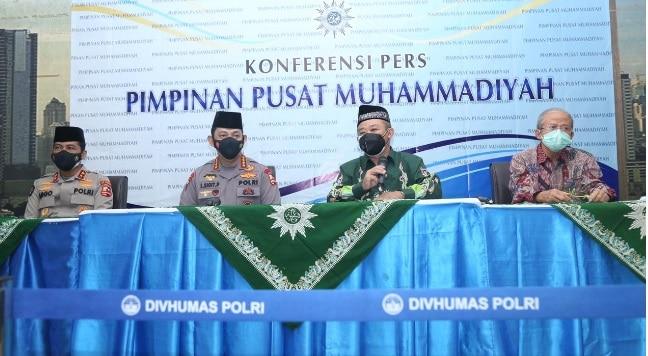 PP Muhammadiyah Dukung Kebijakan Polri, Moderasi Beragama Hingga Pendekatan Humanis