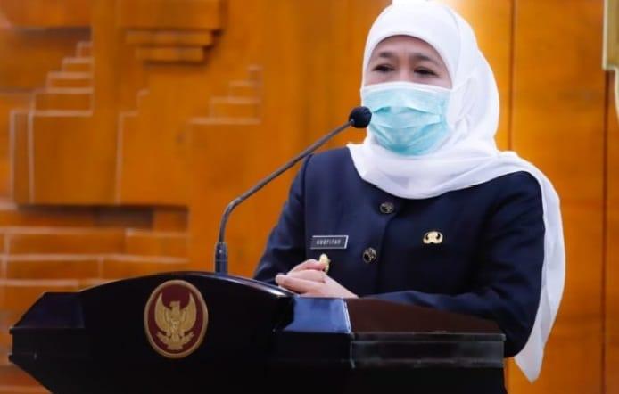 Sebanyak 11 daerah di Jawa Timur, baik kota maupun wilayah Kabupaten ditetapkan sebagai daeraa yang diperlakukan pembatasan kegiatan masyarakat.