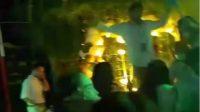 Pesta ulang tahun di tulungagung viral, menyusul video selama 25 detik diupload oleh nettizen.