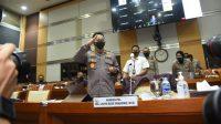 Uji Kelayakan dan Kepatutan, Komjen Pol Listyo Sigit Prabowo Perkenalkan Konsep Presisi Jika Jadi Kapolri