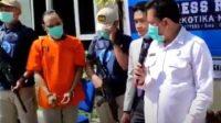 Pengedar Narkoba Kaliombo Diringkus Saat Transaksi Sabu sabu