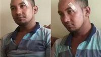 Ini Pria Yang Digrebek Dalam Kondisi Telanjang, Masih Ngumpet di Polres