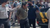 Warga Kandangan Ngamuk di Warung, Perwira Polisi Dibacok