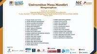 28 Mahasiswa UNM Lolos Seleksi MSIB Kampus Merdeka