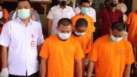 3 Pemuda  di Bali Tega Setubuhi Anak SD