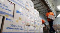Astra Kucurkan Dana Rp 30 M ke Masyarakat Terdampak Pandemi Covid-19