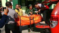 Bocah Pelajar SMP Tambakboyo Mati Terseret Arus Kali Sambungan