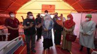 British Propolis-Dompet Dhuafa, Luncurkan RS Lapangan Covid