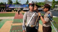 Gelar Pasukan Operasi Simpatik Semeru 2017 Dipimpin  Kapolres Tuban
