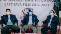 Forum Presentasi dan Pitching East Java Film Call 2021, Ini 5 Proposal Terpilih