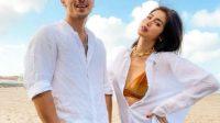 Jessica Iskandar Posting Vincent Tidur Telanjang Dada, Netizen: Udah Tinggal Serumah?