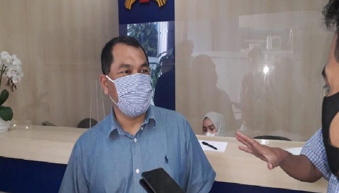 Ketua Paguyuban Peternak Rakyat Nusantara (PPRN) Alvino Antonio mengadu ke DPR RI