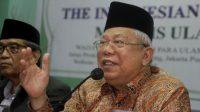 Ma'ruf Amin : MUI Sudah Sepakat, Sholat Idul Adha di Rumah Saja