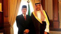Duta Besar (Dubes) Indonesia untuk Arab Saudi Agus Maftuh Abegebriel memastikan sampai saat ini belum ada pengumuman terkait ibadah haji 2021 oleh Pemerintah Arab Saudi