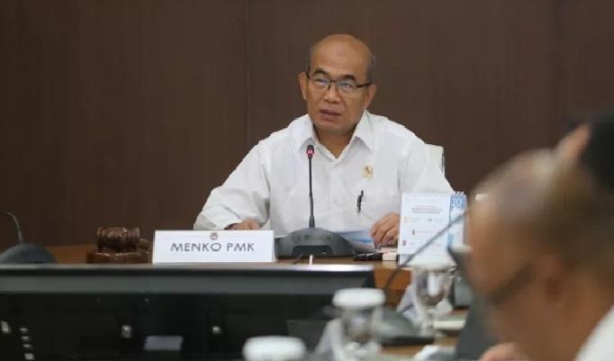 Menko PMK Muhajir, khawatir 4o tenaga migran Indonesia yang dipulangkan Malaysia, akan berdampak pada ledakan Covid 19