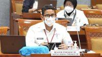 Sandiaga Uno Apresiasi OJK Keluarkan Kredit Pemulihan Parekraf Rp 3 T
