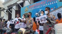 Pembunuhan Sadis di Surabaya Akibat Pelaku Jengkel Pada Korban