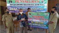 Penyuluhan bantuan langsung tunai desa Kedungbanteng