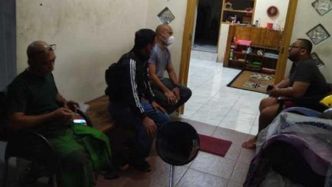 Membodohkan Pengunjung Mall Pakai Masker, Pria Ini Berurusan Polisi