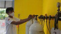 Dunia Usaha Saling Bantu Dirikan Rumah Oksigen Gotong Royong