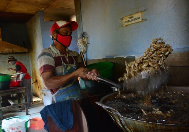 Ratusan Gerobak Street Food Untuk UMKM dari Bale Zakat Sodaqoh