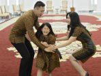Annisa Pohan dan Agus Harimurti Yudhoyono