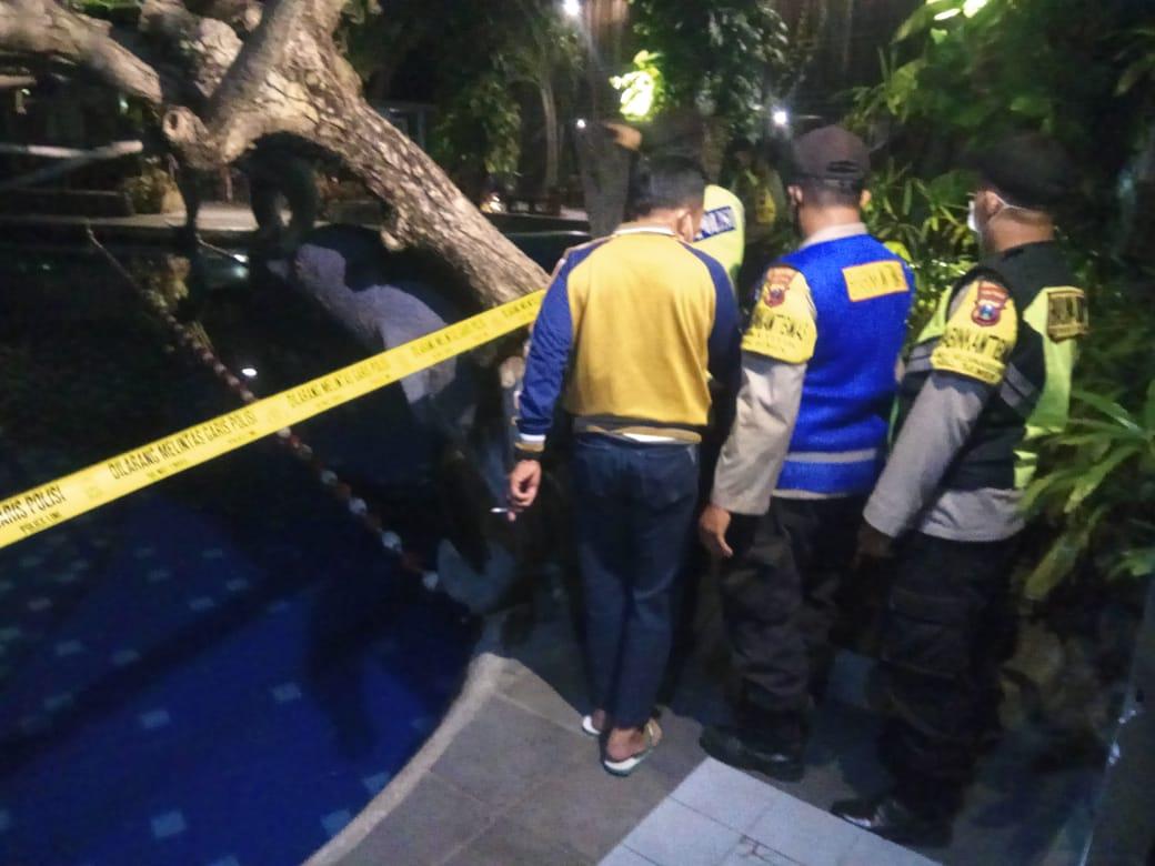 Balita 4 Tahun Tenggelam di Kolam Renang Hotel Bukit Daun