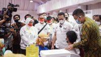 Bamsoet Buka Program Vaksinasi APLI untuk Pelajar dan Masyarakat Umum