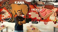 Kisah Sukses UKM Angkat Sensasi Daging Sapi Asap Dipanggang Batok Kelapa