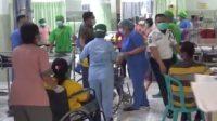 30 Buruh Pabrik Sepatu di Jombang Keracunan