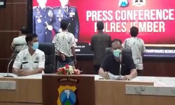 Empat Kepala Desa di Jember Nyabu, Pemasok Narkoba Diintai