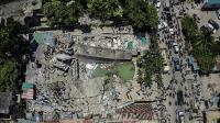 Potret Gempa Haiti yang Menewaskan Banyak Orang