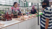harga daging ayam di Malang melonjak menjadi 40 ribu