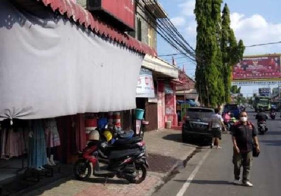 ini lokasi kejadian penganiayaan terhadap wanita di Turen Malang