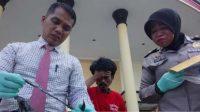 Pakai Jimat 'Ramandi' Lelaki Ini Ditembak Polisi Tidak Mati