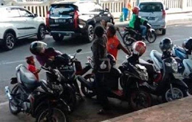 15 Juru Parkir Diciduk Polisi, Dikenai Pasal Tindak Pidana Ringan