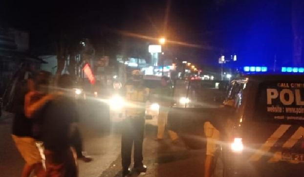 kecelakaan hebat di Bandar, luka berat