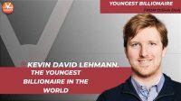 Kevin David Lehmann, Miliarder Termuda di Dunia Berusia 18 Tahun