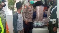 Razia Covid di Exit Tol Ngawi, Ada Uang 2 Milrad Ditutup Terpal