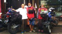 Perjalanan Umrah Naik Motor dari Jember ke Mekah