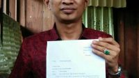 Ketua DPC Perindo Tanjung Batu : Saya Mengundurkan Diri bukan Dipecat