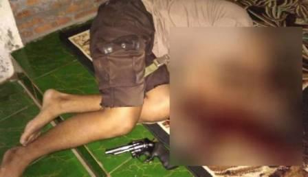 Personil Brimob Polda Jogjakarta tewas