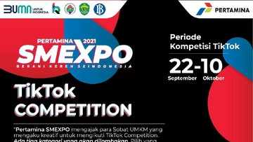 Berhadiah Puluhan Juta, Pertamina Gelar TikTok Competition