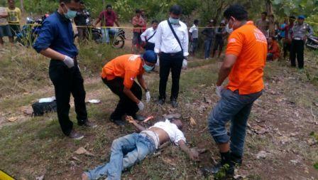 pria bertato ditemukan dalam kondisi mengenaskan
