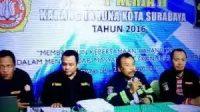 Tekan Resiko Bahaya Kebakaran di Surabaya, Dinas Pemadam Gandeng Kartar