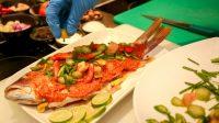 Resep Kakap Merah ala Nusantara, Dimasak dalam Bambu Bikin Kesat
